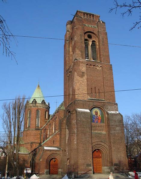 Kościół Niepokalanego Poczęcia NMP, parafia św. Jakuba