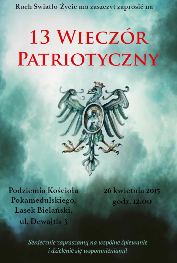 13 Piknik Patriotyczny