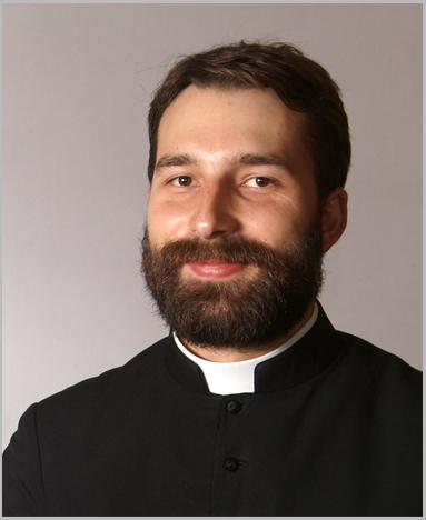 ksiądz Stefan Bernat